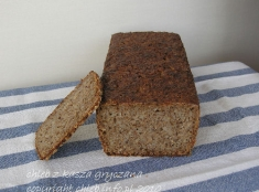 Zdrowy chleb z kaszą gryczaną