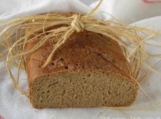 Chleb pszenno-żytni z ziemniakami